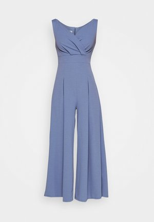 ADELINA WIDE LEG - Overall / Jumpsuit - powder blue