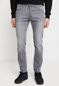 Jack & Jones - JJITIM JJORIGINAL - Slim fit jeans - grey denim - 0