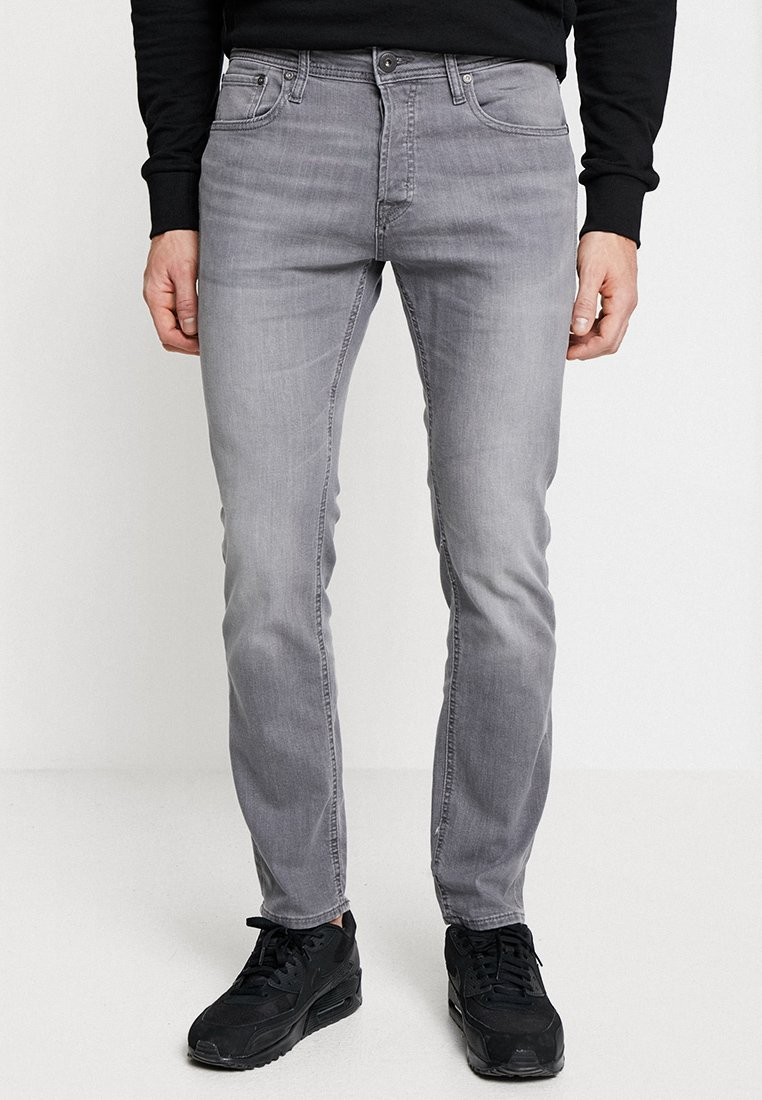Jack & Jones - JJITIM JJORIGINAL - Slim fit jeans - grey denim