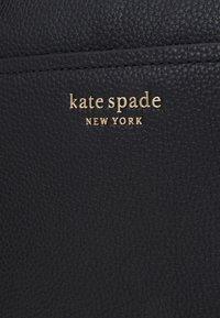 kate spade new york - MD CROSSBODY - Across body bag - black - 4