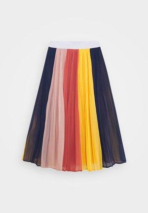 JUPE - A-line skirt - indigo