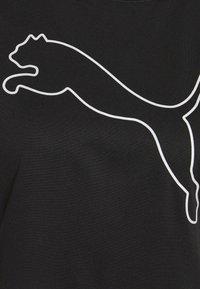 Puma - TRAIN FAVORITE CAT - T-shirts med print - black - 6