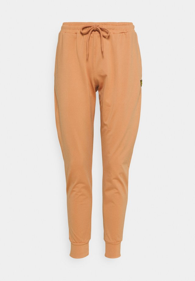 TRACKPANTS - Trainingsbroek - dusk orange