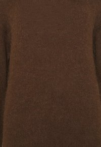 Zign - Strikket kjole - brown - 2