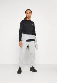 Ellesse - WESTORO  - Long sleeved top - black - 1