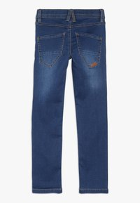 Name it - NKMTHEO PANT - Jeans Slim Fit - dark blue denim - 1