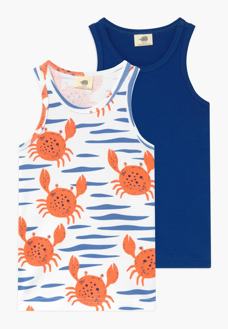 Walkiddy - HAPPY CRABS 2 PACK - Undershirt - multi-coloured