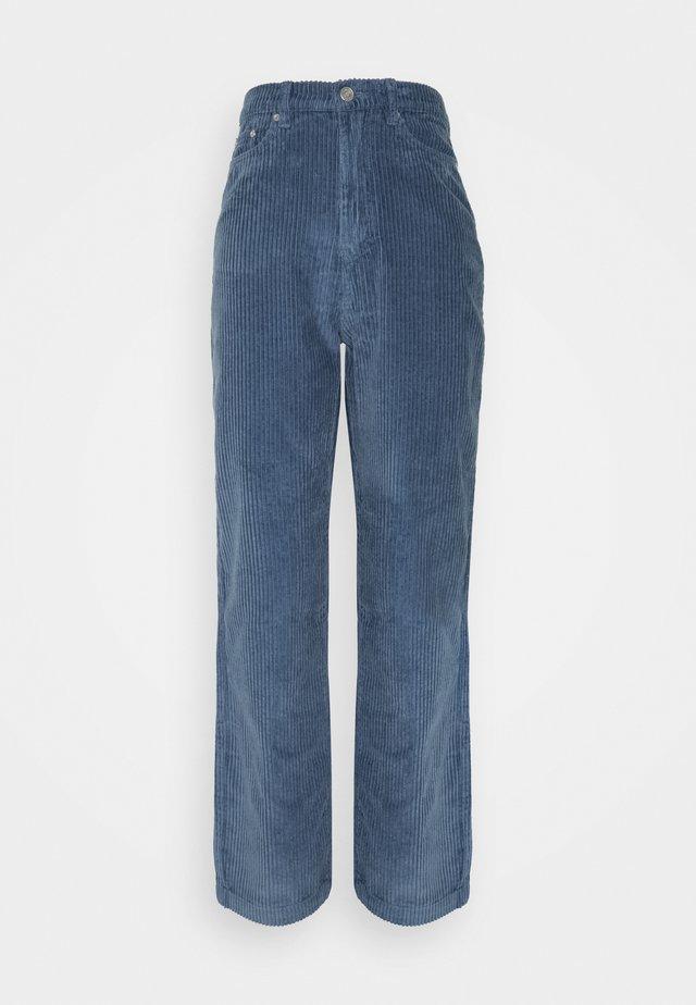 WRATH - Straight leg -farkut - blue