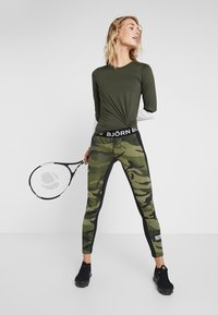 Björn Borg - CYNTHIA - Sports shirt - forest night - 1