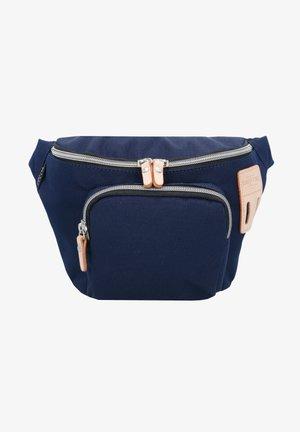 BANDAI - Bum bag - navy