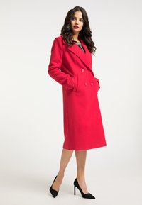 faina - Classic coat - rot - 1