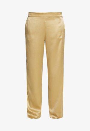 THE LONDON BOTTOM - Pantaloni del pigiama - antique gold