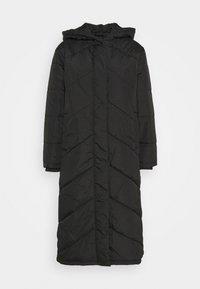 Selected Femme Petite - SLFJANNA PUFFER COAT PETITE - Vinterkåpe / -frakk - black - 4
