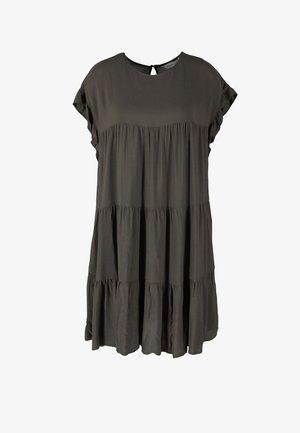 Shirt dress - kha