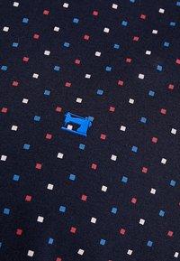 Scotch & Soda - CLASSIC CREWNECK TEE - T-shirt print - dark blue - 5