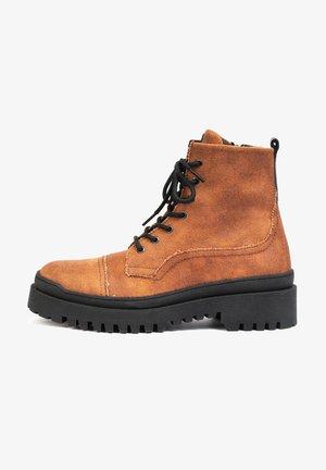 FREDDY - Chaussures de marche - cognac