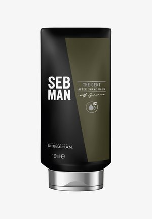 THE GENT AFTER SHAVE BALM - Aftershavebalsem - -