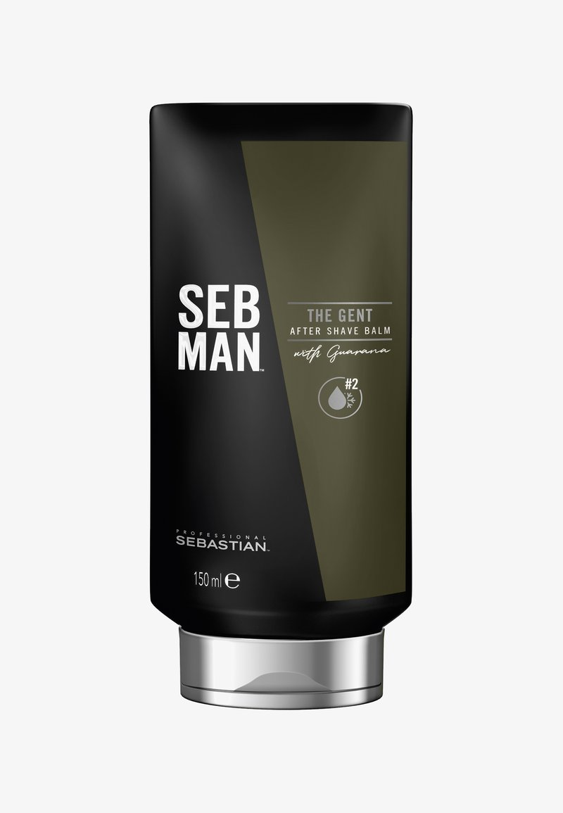 SEB MAN - THE GENT AFTER SHAVE BALM - Aftershave balm - -
