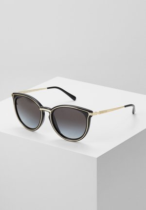 BRISBANE - Sunglasses - light gold-coloured