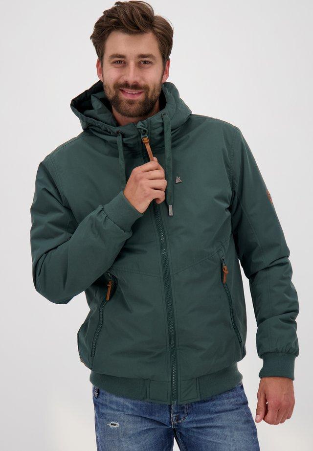 DON ESTEBANAK - Winter jacket - dark forrest