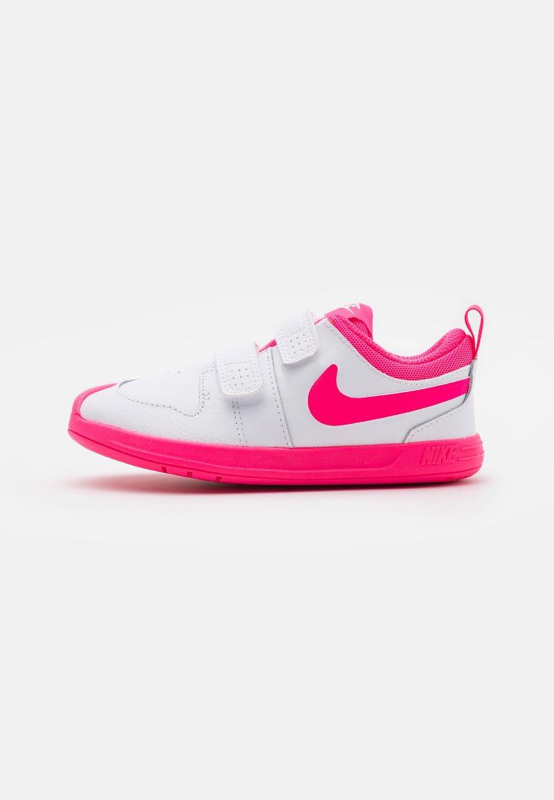 Nike Performance - PICO 5 UNISEX - Sportschoenen - white/hyper pink