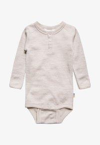 Joha - LONG SLEEVES BABY - Body - cool sand - 0