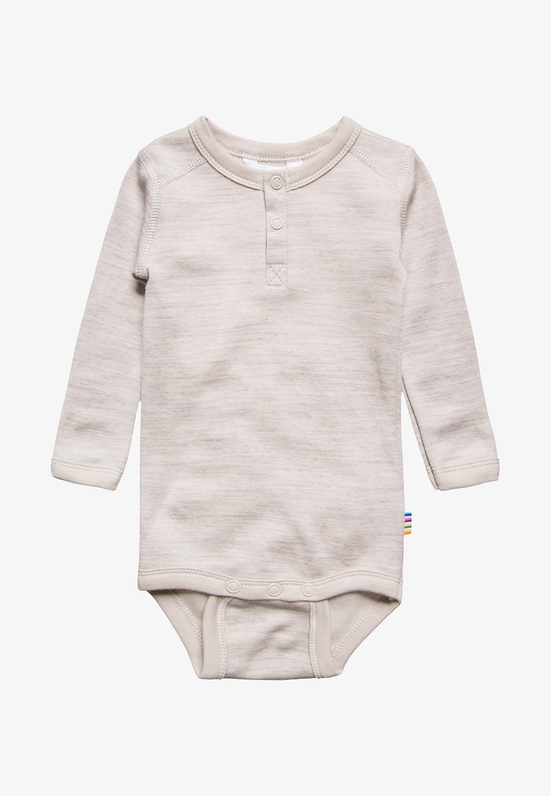 Joha - LONG SLEEVES BABY - Body - cool sand