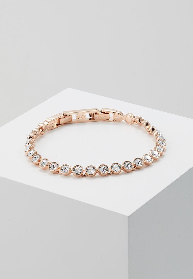 Swarovski - TENNIS BRACELET  - Pulsera - rosegold-coloured