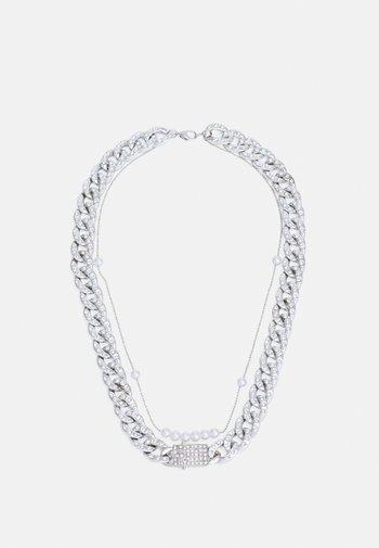 UNISEX - Halsband - silver-coloured