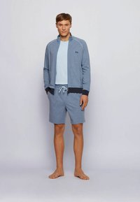 BOSS - MIX&MATCH T-SHIRT - Pyjama top - light blue - 1