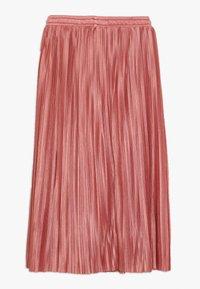Molo - BECKY - Áčková sukně - faded rose - 1