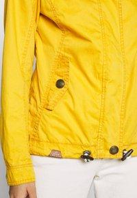 Ragwear - RIZZE - Summer jacket - yellow - 3