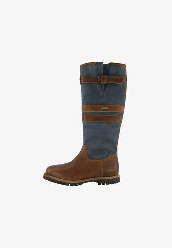 LINDAU - Boots - blue