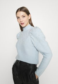 U Collection by Forever Unique - Sweter - pale blue - 3