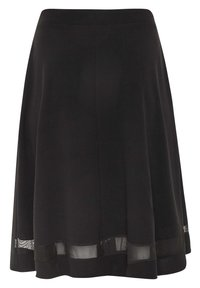 Yours Clothing - A-line skirt - black - 4