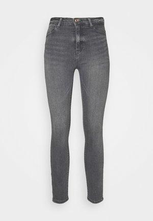 ONLPAOLA LIFE - Skinny džíny - grey denim
