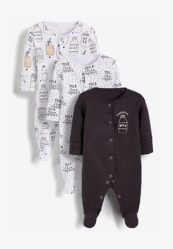 3 PACK - Sleep suit - multi-coloured