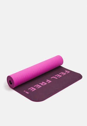 YOGA MAT - Fitness / Yoga - cassis