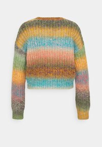 BDG Urban Outfitters - BALLOON SLEEVE JUMPER - Maglione - space dye multi - 1