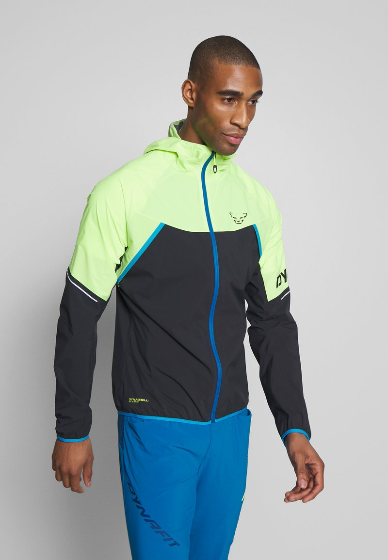 Dynafit - ALPINE - Hardshell jacket - fluo yellow