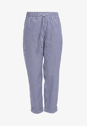 GUMMIBUND - Trousers - blau