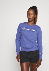 Champion - CREWNECK - Collegepaita - blue - 0