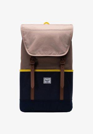Rucksack - kelp/peacoat/cyber yellow/saddle