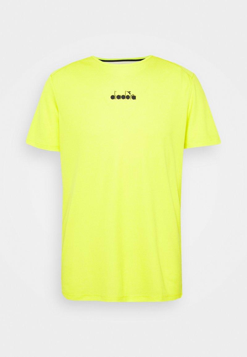 Diadora - EASY TENNIS - Basic T-shirt - green spring