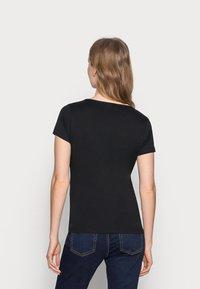 Cotton On - MATERNITY HENLEY SHORT SLEEVE - T-shirt basic - black - 2