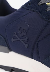Scalpers - SKULL  - Trainers - navy - 8