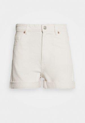 TALLIE  - Jeansshorts - white light ecru