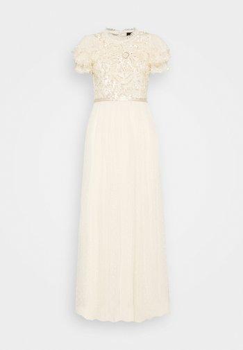 SHIRLEY RIBBON BODICE DRESS