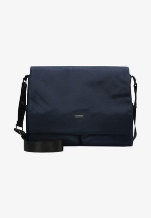 CONTRATEMPO - Across body bag - blue