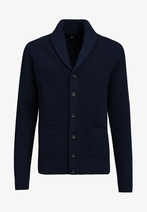 Cardigan - dark blue